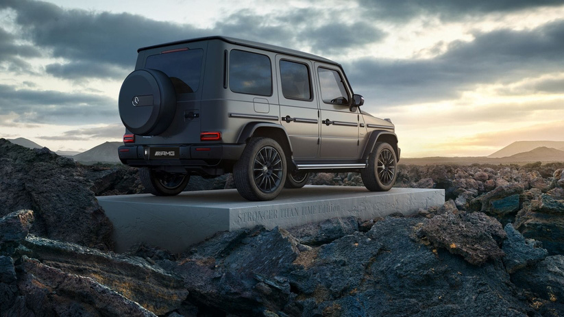 Mercedes-AMG G-Класс